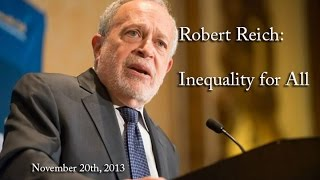 Nonton Robert Reich: Inequality for All (11/20/13) Film Subtitle Indonesia Streaming Movie Download