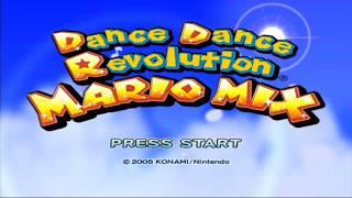 GameCube Longplay 001 Dance Dance Revolution Mario Mix