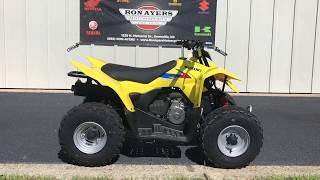 1. 2019 Suzuki QuadSport Z90