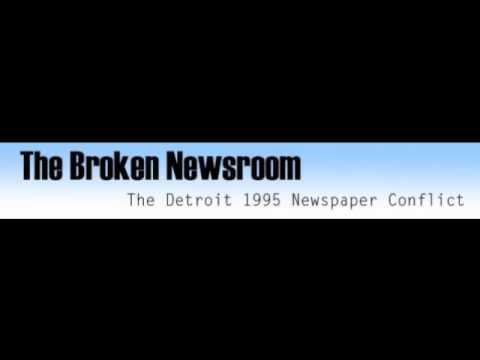 Sue Bullard discusses the 1995 Detroit Newspaper Strike (Part 2 of 2)