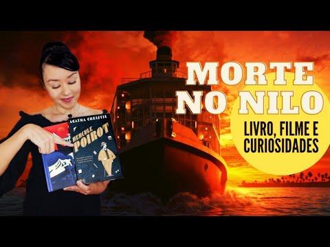 MORTE NO NILO | Livro, filme e curiosidades