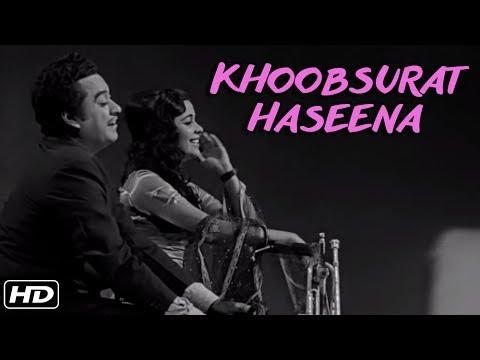 Khoobsurat Haseena Full Video Song | Mr. X In Bombay Songs 1964 | Kishore Kumar | Lata Mangeshkar