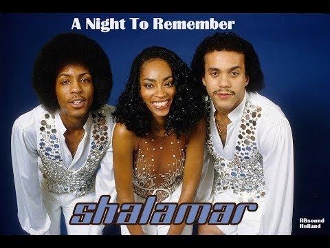 Shalamar - A Night To Remember (UK 12 inch Mix) 1982 HQsound
