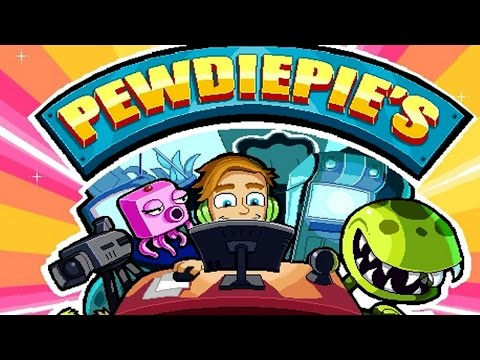 pewdiepie tuber simulator hacked apk max level