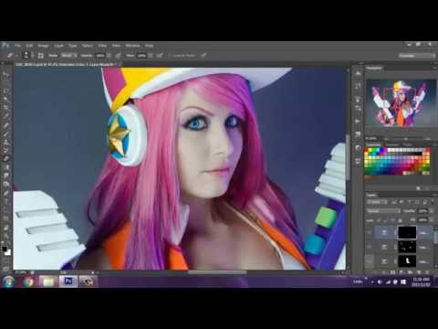 Cosplay Photo Editing Tutorial