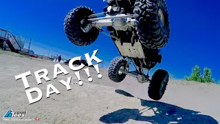 RC Trailblazr - Track Day - 4 X's THE FUN!!! - YouTube