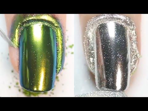 Decorados de uñas - Uñas Decoradas 2019 Sencillas y Bonitas  Nail Art Designs Compilation#3