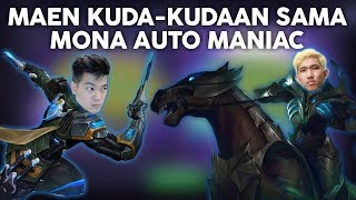 Video BERMAIN KUDA-KUDAAN BERSAMA LEOMON = AUTO MANIAC 2X ?? MP3, 3GP, MP4, WEBM, AVI, FLV Oktober 2018