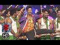 Bobby Performance | Dhee 10 |  4th April 2018   | ETV Telugu