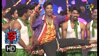 Video Bobby Performance | Dhee 10 |  4th April 2018   | ETV Telugu MP3, 3GP, MP4, WEBM, AVI, FLV Juli 2018