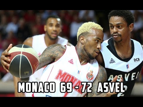 PLAYOFFS — Monaco 69-72 ASVEL — 1/4 finale, match 1 — Highlights