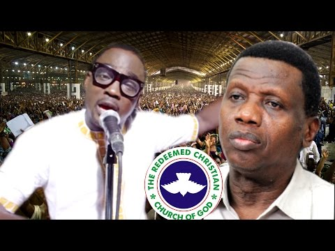 "Pasuma Wonder Performs ""Oge De Ti Pon"" For Pastor Adeboye At RCCG Crusade For Free"