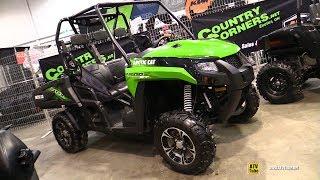 3. 2017 Arctic Cat HDX 500 XT Utility ATV - Walkaround - 2018 Toronto ATV Show