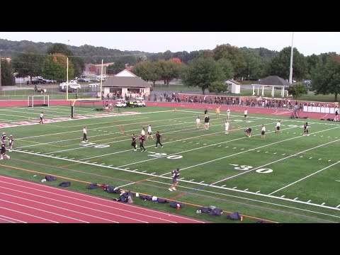 Hempfield Varsity Football 9.25.20