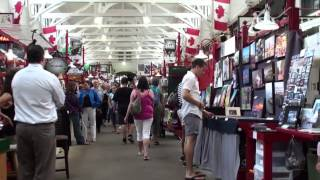 Saint John (NB) Canada  city photos gallery : The market of Saint John (New Brunswick - Canada)