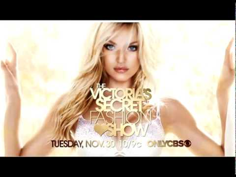 Bad Romance Remix - Lady Gaga Victoria's Secret Fashion Show 2010