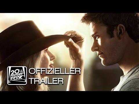 Kein Ort ohne dich | Offizieller Trailer #1 | Deutsch HD | Nicholas Sparks - The Longest Ride Trailer German