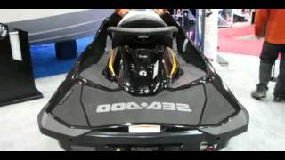 7. 2013 Sea-Doo GTR-215 Ultra Performance Jet Ski