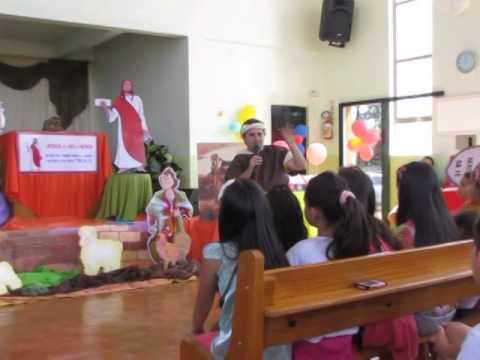 Projeto Criança Feliz - Tupassi