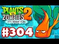 Plants vs. Zombies 2: It's About Time - Gameplay Walkthrough Part 304 - Chard Guard! (iOS)