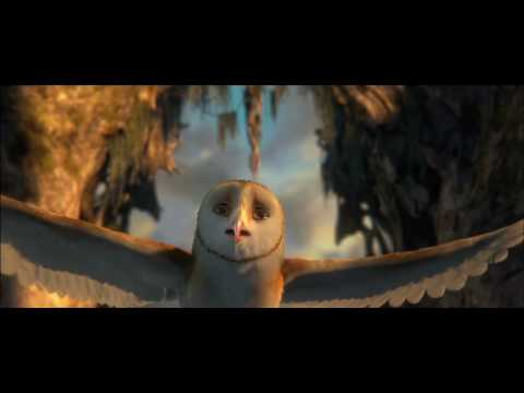 Legend of the Guardians: The Owls of Ga'Hoole (Trailer)