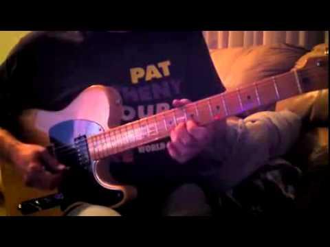 Witchita Lineman Looping Guitar Instrumental.Chris Kitchen