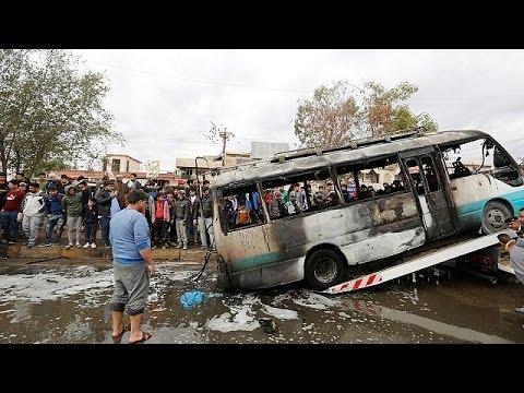 Νέα πολύνεκρη επίθεση αυτοκτονίας στην Βαγδάτη