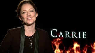 Judy Greer Interview - Carrie (HD) JoBlo.com Exclusive