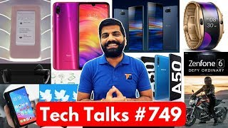 Tech Talks #749 - Redmi Note 7 Pro, Galaxy A30/A50, Twitter + Elections, Android One, Hololens 2