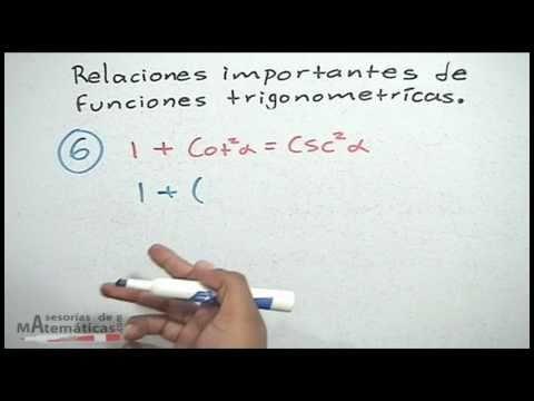 Gleichwertigkeit der trigonometrischen Funktionen - HD