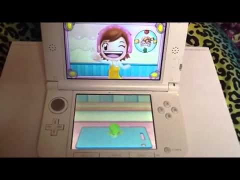 Cooking Mama 5 3DS Part 1 Cabbage Roll Tomato Soup