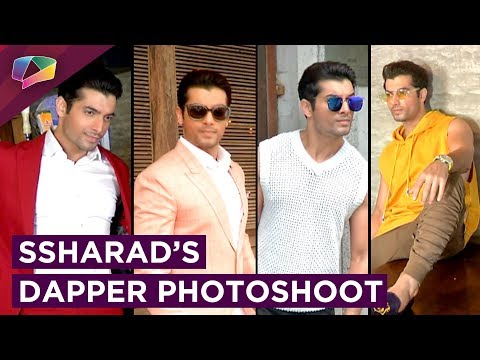 Ssharad Malhotra's Dashing And Dapper Photoshoot