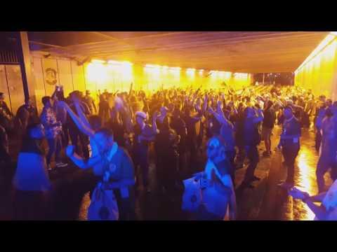 ROI Fans 180616 Bordeaux Euros 2016 (видео)