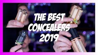 THE BEST CONCEALERS 2019! by Wayne Goss