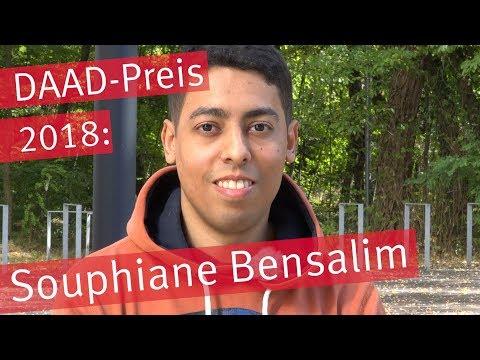 Souphiane Bensalim - Morocco meets Germany
