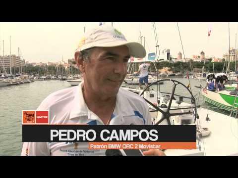 Último día de regatas en las 34 Copa del Rey MAPFRE y entrega de Trofeos