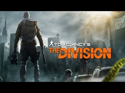 Видео геймплея игры The Division