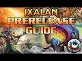 MTG – Ixalan Prerelease Guide: Everything You Need to Know and Best Cards to Look For!