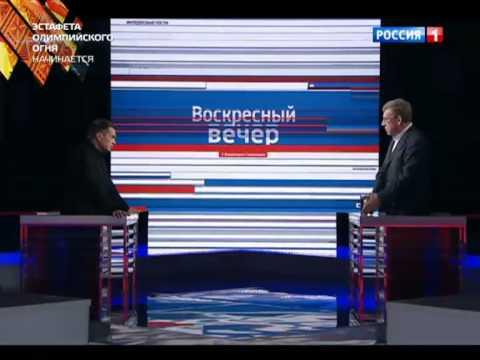Алексей Кудрин в \Воскресном вечере с Владимиром Соловьевым\ - DomaVideo.Ru