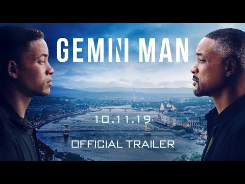 GEMINI MAN Official Trailer (2019) Will Smith Movie Teaser HD