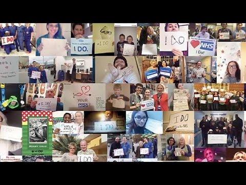 Βρετανία: Η χορωδία του Εθνικού Συστήματος Υγείας ξεπέρασε τον Τζάστιν Μπίμπερ