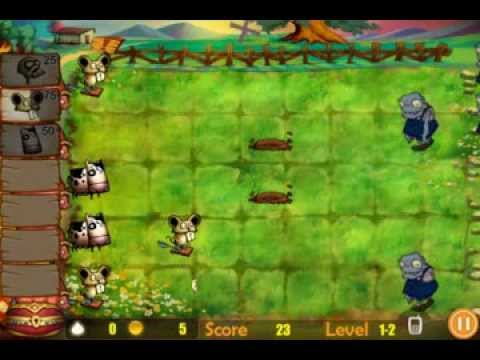 Animals Vs Zombies App (Game)
