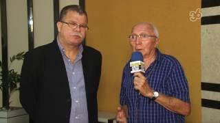 Entrevista com vereadores Leidson e Carlinhos Santana