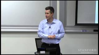 Stanford Seminar - Rex Northen On Cleantech