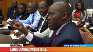 Deputy Attorney General told not to front the bill