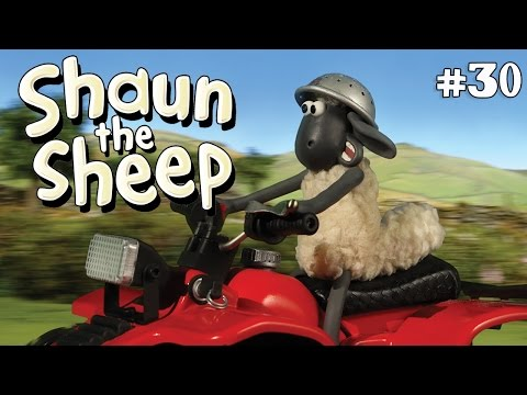 Shaun the Sheep - Memburu Timmy [The Big Chase] HD