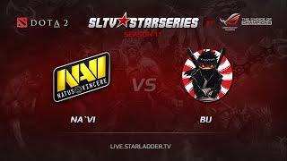 BU vs Na'Vi, game 1