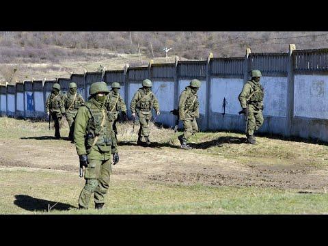 Russland: Putin feiert den Jahrestag der Krim-Annexio ...