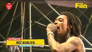 Wiz Khalifa @ Lollapalooza Argentina 2018