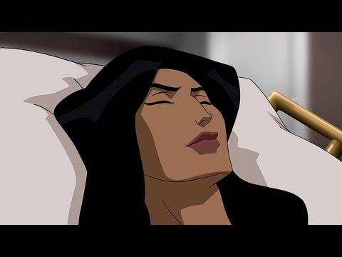 Wonder Woman in hospital slaps Trevor
